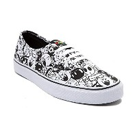 (バンズ) VANS 靴・シューズ スニーカー Nintendo and Vans Authentic Super Mario Villains Skate Shoe Villains/White...