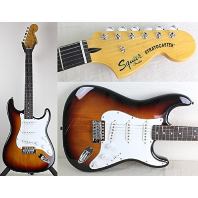 Squier by Fender スクワイア エレキギター Vintage Modified Stratocaster 3CS