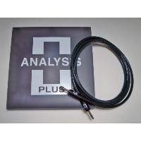 ANALYSIS PLUS アナリシスプラス / Instrument Cable BIG GREEN 4m SS