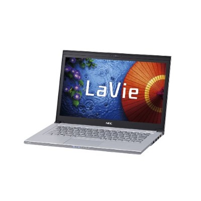 NEC PC-LZ650SSS LaVie Z