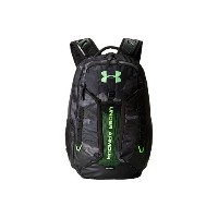 (アンダーアーマー) UNDER ARMOUR ユニセックスリュック・バックパック UA Contender Backpack Black/Graphite/Hyper Green One Size...