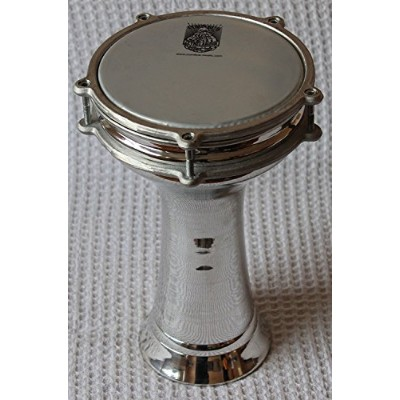 18cm Turkish Darbuka Drum Doumbek Tombak