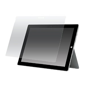 PLATA Y!mobile Surface 3 フィルム 液晶 保護 ガラス 強化ガラス フィルム film Surface3 サーフェス3 ワイモバイル サーフェス 【 前面 】