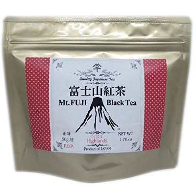Mt.FUJI TEA 紅茶 Highlands FOP Loose