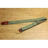 Gibson ギブソン / The Rivet Strap ASRIV-GRN Green