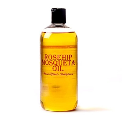Mystic Moments | Rosehip Mosqueta Carrier Oil - 1 Litre - 100% Pure