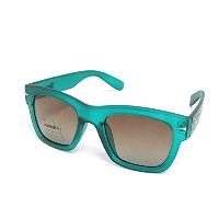 BRIGADA SUNGLASS ブリガーダ サングラスBIG SHOT TEAL FROST / POLARIZED BROWN FADE LENS