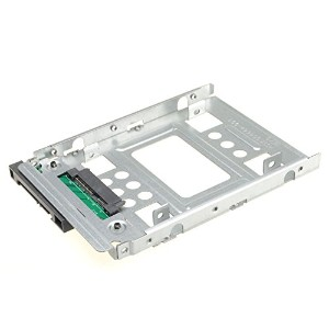 "DSLRKIT 2.5"" SSD to 3.5"" SATA Hard Disk Drive HDD Adapter CADDY TRAY CAGE Hot Swap Plug"