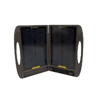 GOAL ZERO 高出力ポータブルソーラー Escape 30 Solar Panel Briefcase (エスケープ) 正規代理店アスク扱い 日本語取説付 22003