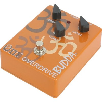 BUDDA BOUTIQUE EFFECTS PEDALS オーバードライブ オーム・オーバードライブ Om OVERDRIVE