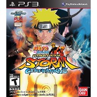 Naruto Shippuden: Ultimate Ninja Storm Generations - Playstation 3 (Limited) (輸入版)