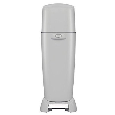 Playtex Diaper Genie Complete Diaper Pail with Odor Lock Technology, Gray by Diaper Genie