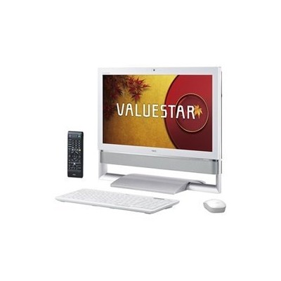 NEC PCーVN770TSW VALUESTAR N