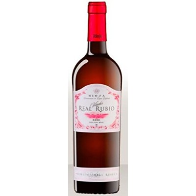 リオハ Real Rubio Rose, Rioja Organic 750ml.