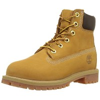 [ティンバーランド] Timberland 6'' CLASSIC BOOT 6'' Premium Waterproof Boot 12909W 00 (ウィート ヌバック/3.5)