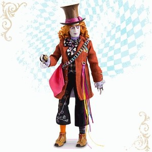 Disney(ディズニー) Mad Hatter Disney Film Collection Doll - Alice Through the Looking Glass - 13 1/2''...