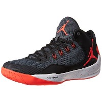 [ナイキ ジョーダン] スニーカー JORDAN RISING HIGH 2  844065-006 DARK GREY/INFRARED 23-BLACK 27.5