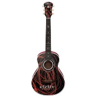 Felix Red Swash アコースティックギター- Minor Cosmetic Blemishes 100% playability! Reg $249.95 buy for $99.95...