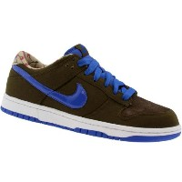 [ナイキ] NIKEレディーズ Women NI317815-341 Dunk Low -dark loden 22.5CM (US 5.5)