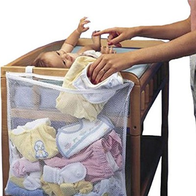 LexBlue(TM)BS#S Multipurpose Baby Dirty Clothes Bag Bed Large Hanging Storage Bag Baby Bedside...