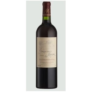 サンテミリオン・グラン・クリュ Chateau les Giraudels de Milon, St Emilion Grand Cru, 750ml. (case of 6)