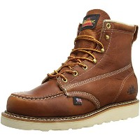 6inch MOC TOE WORKBOOTS 814-4200 (BROWN) (9inch EE)