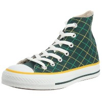 [コンバース] CONVERSE ALL STAR COLOR-GRID HI 1B876 GRN (グリーン/8)
