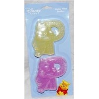 Winnie the Pooh Water Filled Teether-2pk by Disney