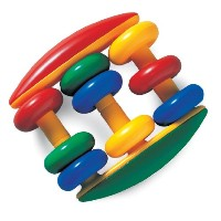 Tolo Abacus Rattle by Tolo