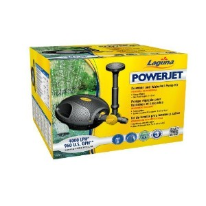 Laguna PowerJet 960 Fountain/Waterfall Pump Kit for Ponds Up to 2000-Gallon by Laguna [並行輸入品]
