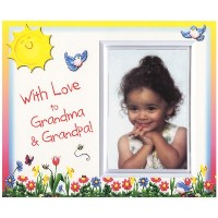 With Love to Grandma & Grandpa! (flowers) by Expressly Yours! Photo Expressions