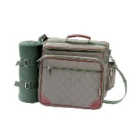 Baby Boo Olive Deluxe Insulated Diaper Bag by BigKitchen