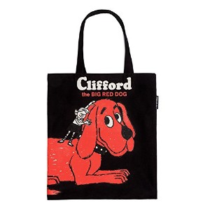【Out of Print】 Norman Bridwell / Clifford the Big Red Dog Tote Bag