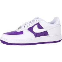[ナイキ] NIKEレディーズ Women NI315115-511 Air Force 1 07 Low -varsity purple 22CM (US 5.0)