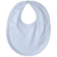 Kissy Kissy Bib Simples Stripes - Blue -- blue size: one size by Kissy Kissy