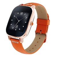 ASUS ZenWatch 2 ローズゴールド/オレンジ WI502Q-OR04