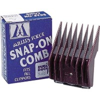 Millers Forge Original Snap-On Clipper Comb, Size-5, 1/16-Inch Cut by Millers Forge