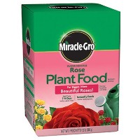Miracle-Gro Water Soluble Rose Dry Plant Food-1-1/2LB MGRO ROSE FOOD (並行輸入品)