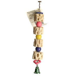 Polly's Cactus Tower Pet Bird Toy, Small by Polly's