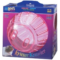 Lee's Kritter Krawler Standard Exercise Ball, 7-Inch, Colored , Colors may Vary by Lee