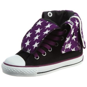 [コンバース] CONVERSE CONVERSE CHILD ALL STAR IN SB RZ KNEE-HI CAS ISB RZ HI 3C398 (ブラック/16)