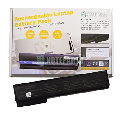 【NOTEPARTS】 HP ProBook 6560b 6570b EliteBook 8460p 8560p用 Li-ion バッテリー QK642AA/628664-001/CC06対応