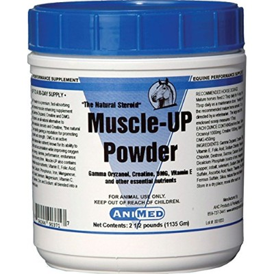 AniMed Muscle-UP Powder 2.5 lb by AniMed