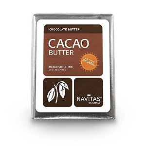 Navitas Naturals Cacao Butter, 16-Ounce Pouches [並行輸入品]
