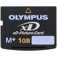 オリンパス XD Picture Card 1GB