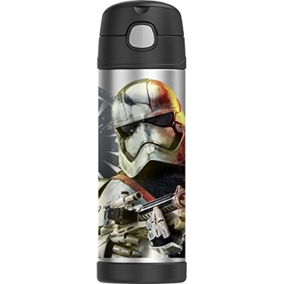 High Quality Funtainer 16 Ounce Bottle, Captain Phasma