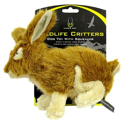 Hyper Pet Wildlife Rabbit Dog Toy, Large by Hyper Pet