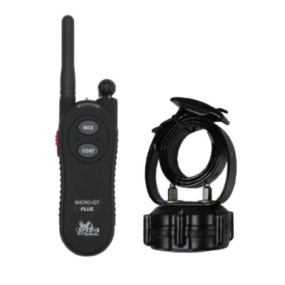 DT Systems IDT-PLUS Micro Dog Trainer Collar Receiver and Transmitter by D.T. Systems