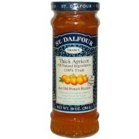 St. Dalfour Rhapsodie de Fruit Thick Apricot Jam (284g) St.Dalfour狂詩曲?デ?果物厚いアプリコットジャム( 284グラム)