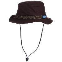 (カブー)KAVU Strap Bucket Hat 11863452  Chocolate S